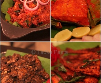 Restaurant Review: 25 years of Karavalli!