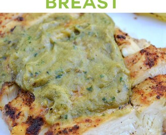 Lime Grilled Chicken Breast