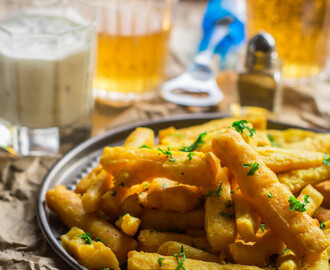 FRENCH FRIES WITHOUT POTATO | HEALTHY CHIPS