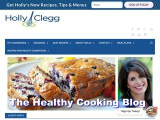 the healthy cooking blog