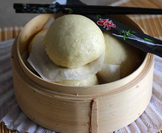 China: Mantou