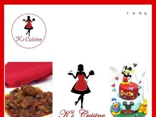 K's Cuisine | For the love of food…