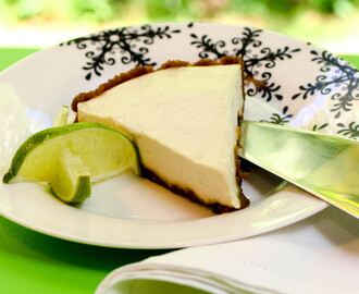 Dairy-Free Recipe for Key Lime Pie Will Blow You Away