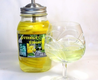 Overnight Limoncello (REALLY, OVERNIGHT!!!) 52 Grilling Time Secret Extras