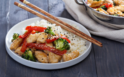 Chicken Stir Fry Sauce