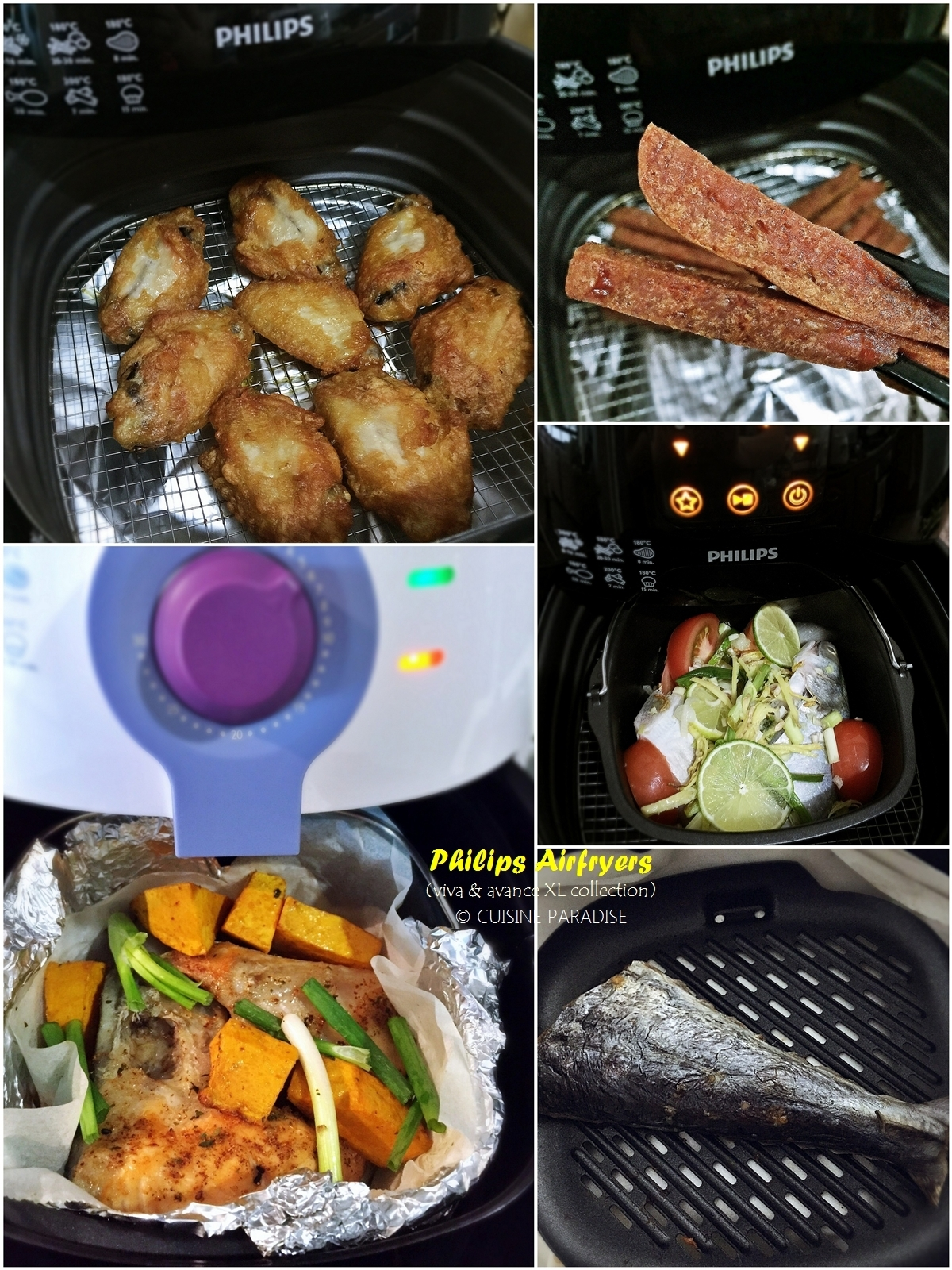 [Recipes] Quick Meals Using Philips Airfryer