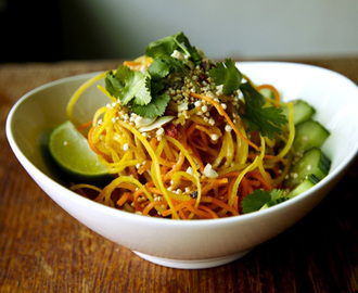 Ask a Chef: Tangled Thai Salad Recipe