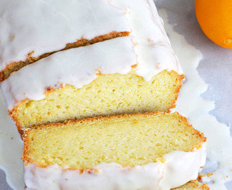 Gluten Free Meyer Lemon Bread (and Giveaway)