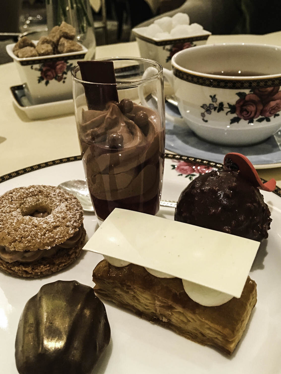 The New Langham Afternoon Tea With Wedgewood