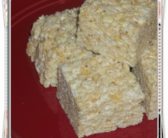 The BEST Rice Crispy Treats: