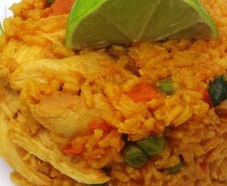 Chicken and Rice (Arroz con Pollo)