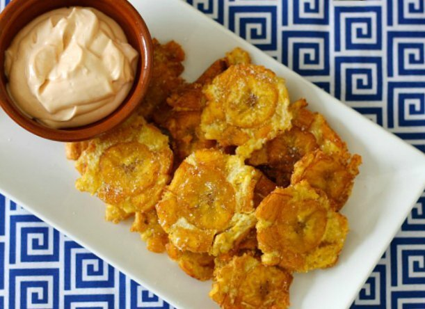 Tostones! {Food of the World}