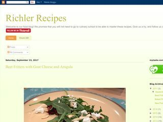 Richler Recipes