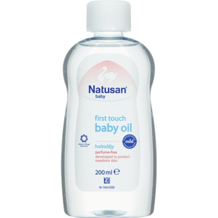 Natusan First Touch Baby Oil 200ml