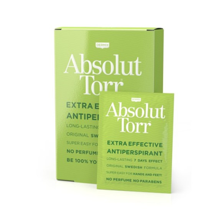 Absolut Torr Wipes 10st