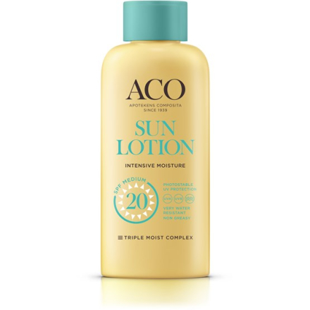 ACO Sun Lotion SPF20 200ml