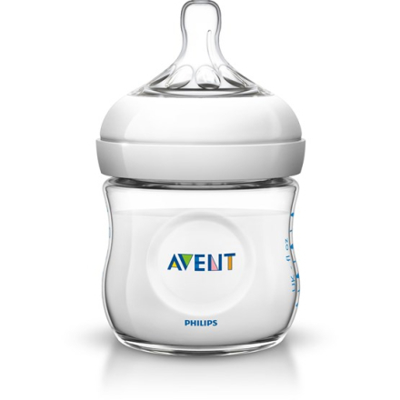 Philips Avent Natural Nappflaska 125ml