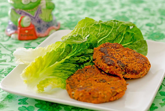 Sweet Potato and Quinoa Cakes (Gluten-Free)