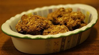 Glad Shute's Anzac Biscuits