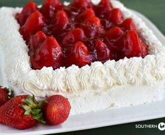 That Strawberry Cake :)