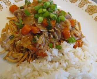 Savings for Sisters #175 - Slow-Cooker Chicken Chow Mein