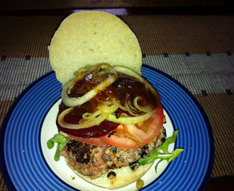 Wednesdays with Donna Hay - Beef Burgers