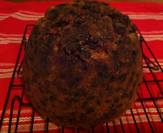 Langham Christmas Pudding
