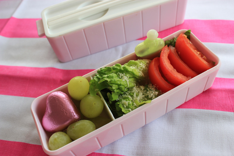 Bento lunch - cuteness overload