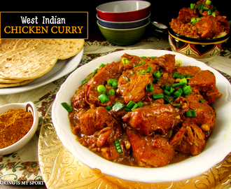 West Indian Chicken Curry