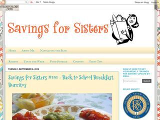 savings for sisters