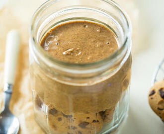 Cookie Dough Protein Butter