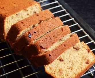 Eggless banana bread recipe| How to make eggless banana bread.