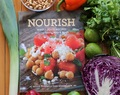 Thai Peanut Noodle Salad + Nourish Cookbook Review