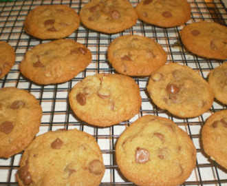 Project Bake #32: Chocolate Chip Cookies