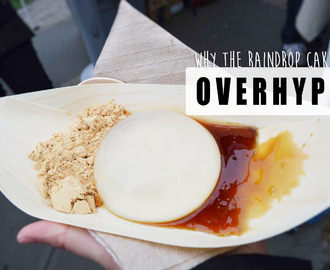 "WHY THE ""RAINDROP CAKE"" IS OVERHYPED"