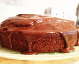 MELT & MIX CHOCOLATE CAKE