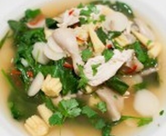 5:2 Asian Chicken Broth