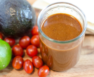 Easy Homemade Red Enchilada Sauce