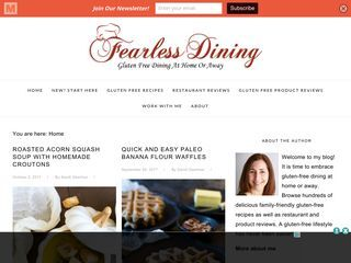 Fearless Dining