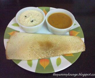 Dosa Recipe | How To Make Dosa And Dosa Batter