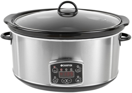 Slowcooker Champion 6,5l