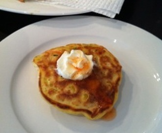 Guest Post - Veggie pikelets