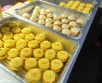 'Cupcakes For Cancer' with the UNSW Baking Society