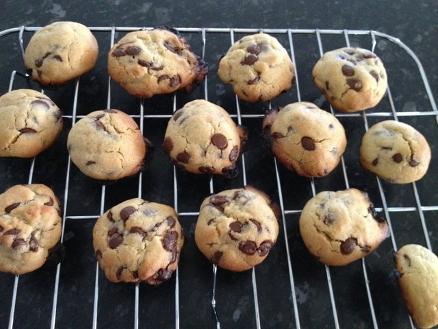 Chewy Chocolate Chip Biscuits in the Bellini (BIKM)