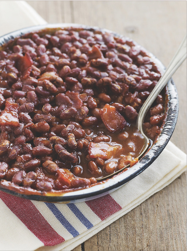 Tennessee Honey Baked Beans by Jack Daniels