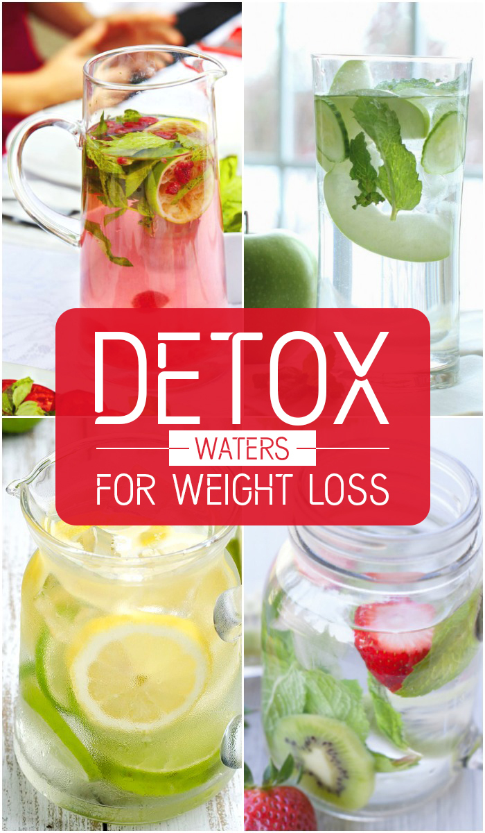 25 Delicious and Effective Detox Waters for Weight Loss