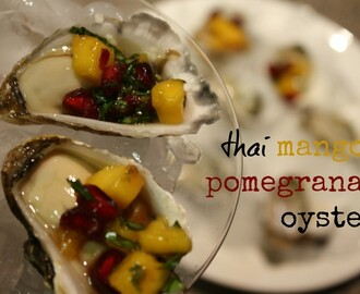 five ways with oysters