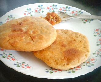Khasta Kachori Recipe – Moong Dal Khasta Kachori Recipe