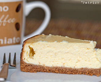 Mango Yogurt Cheesecake