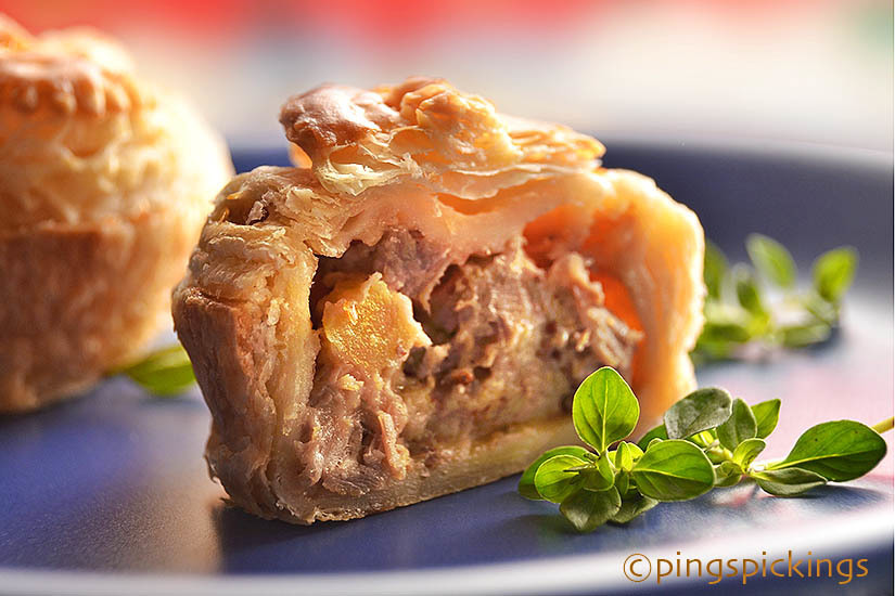 Turducken Pie